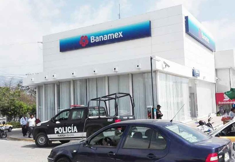 Asaltan a cuentahabientes de Banamex   El Imparcial de Oaxaca