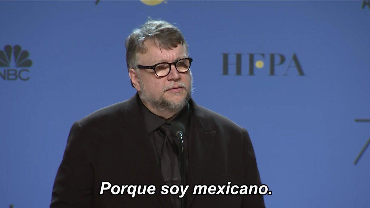 Se vuelve viral el #PorqueSoyMexicano de Guillermo Del Toro | El Imparcial de Oaxaca