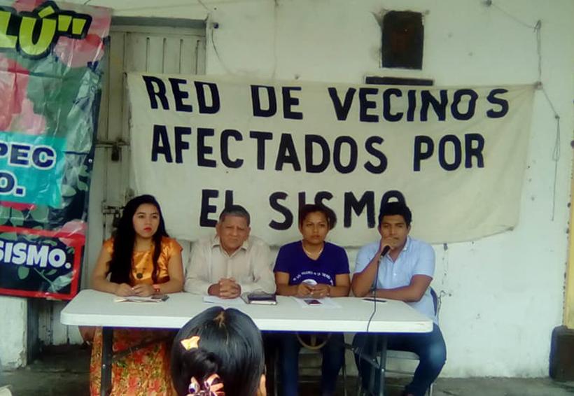 Damnificados del Istmo anuncian  segunda jornada de lucha | El Imparcial de Oaxaca