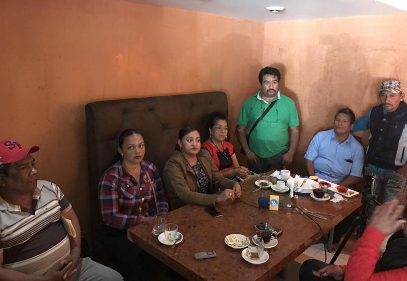 Demandan sindicatos de Juchitán pago de volteos | El Imparcial de Oaxaca