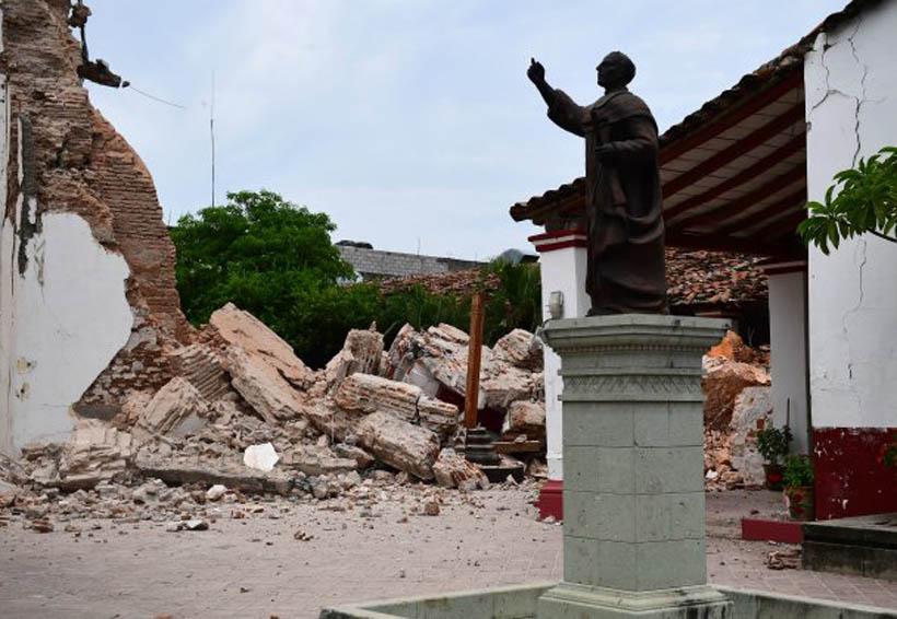 Donan 286 mil pesos para  la parroquia de Ferrer   El Imparcial de Oaxaca
