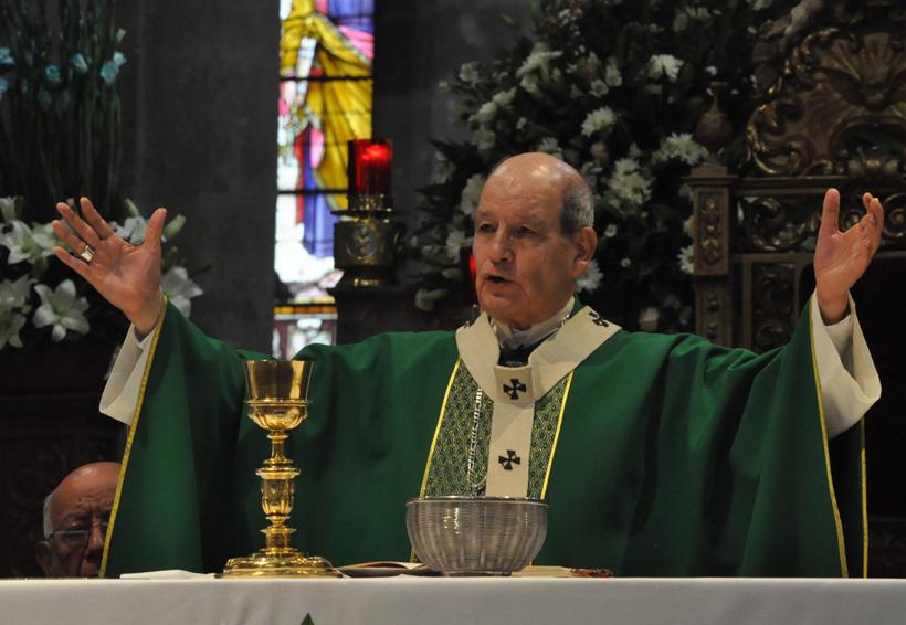 Condena arzobispo de Oaxaca alianzas 'oscuras' | El Imparcial de Oaxaca