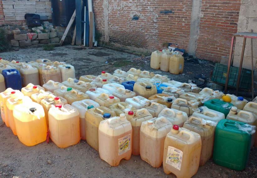 Pemex halló 59 tomas clandestinas en Oaxaca   El Imparcial de Oaxaca