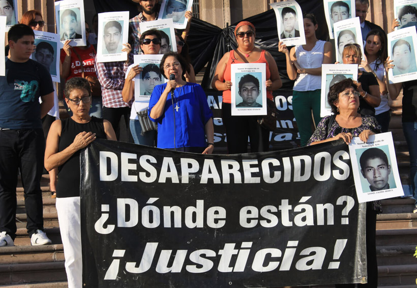 Madres de desaparecidos inician huelga de hambre frente a la Segob   El Imparcial de Oaxaca