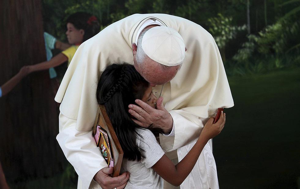 Llama el Papa a luchar contra el feminicidio | El Imparcial de Oaxaca