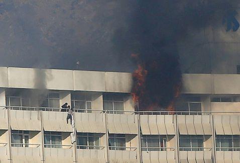 Aumenta a 18 los muertos por ataque a hotel en Afganistán   El Imparcial de Oaxaca