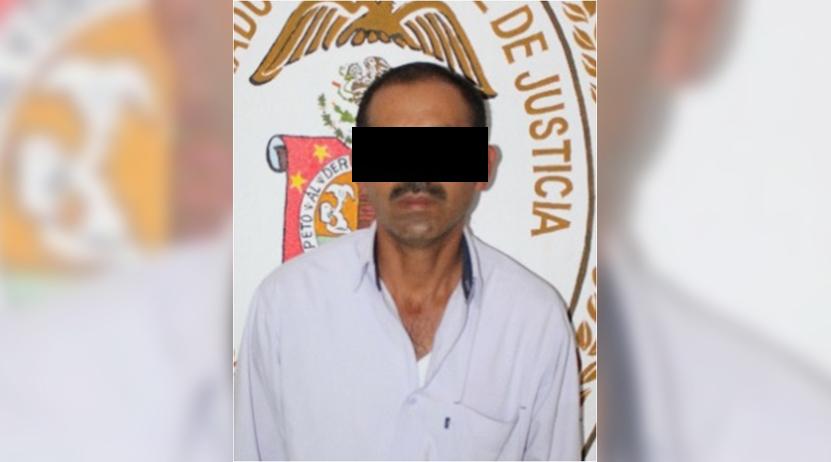 Violento hombre tras las rejas | El Imparcial de Oaxaca