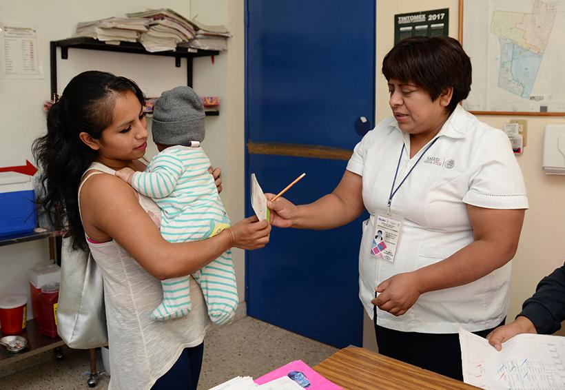 Registran Servicios de Salud de Oaxaca 534 casos de influenza   El Imparcial de Oaxaca