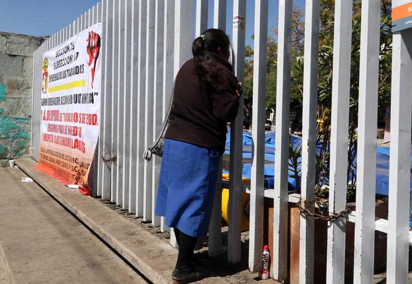 Piden certeza laboral para 140 trabajadores del Hospital Civil de Oaxaca | El Imparcial de Oaxaca