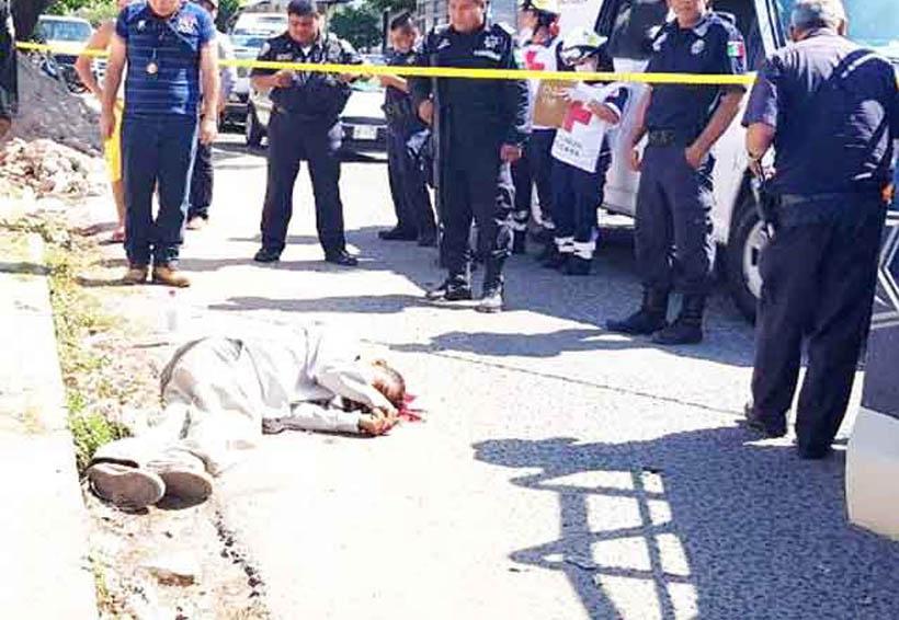 Matan a balazos a Mara Salvatrucha   El Imparcial de Oaxaca