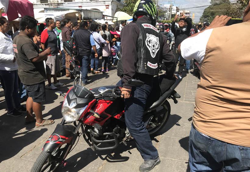 Motociclistas de Juchitán se inconforman  por pago de nuevo impuesto | El Imparcial de Oaxaca