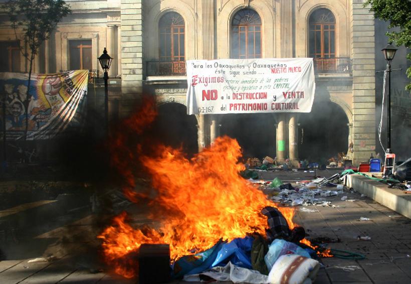 Pese a la inconformidad social, improbable otro 2006 en Oaxaca: Zepeda | El Imparcial de Oaxaca