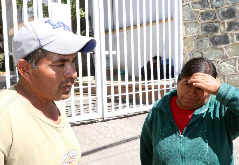 Sigue paro parcial en el Hospital Civil de Oaxaca | El Imparcial de Oaxaca