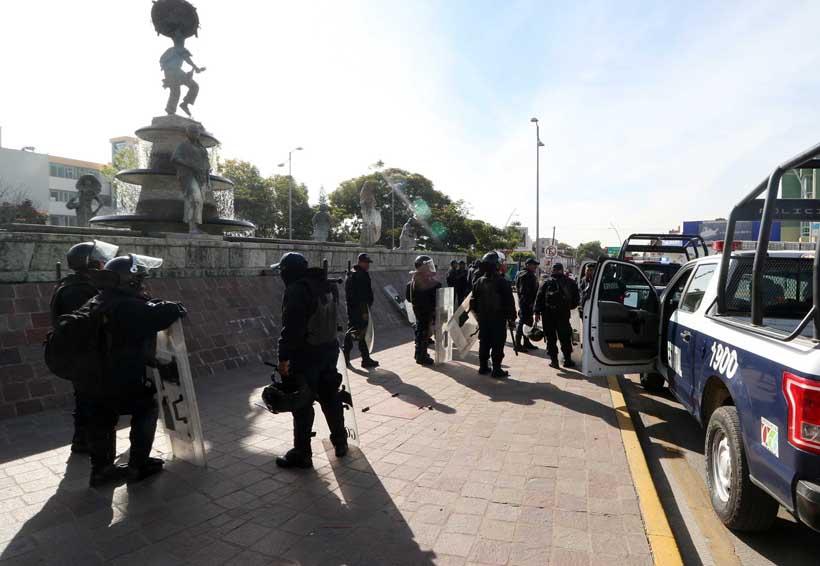 Oaxaca con déficit de 5 mil policías   El Imparcial de Oaxaca