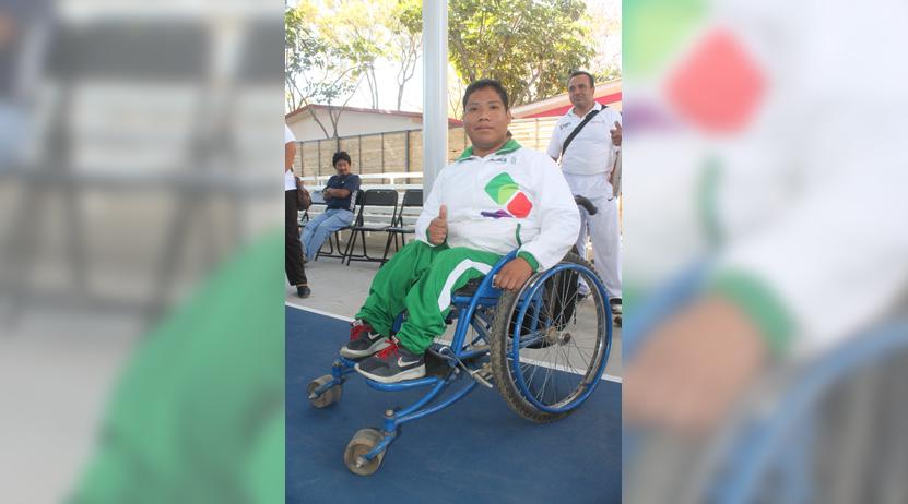 Pedro Cruz quiere seguir brillando en Paralimpiada | El Imparcial de Oaxaca