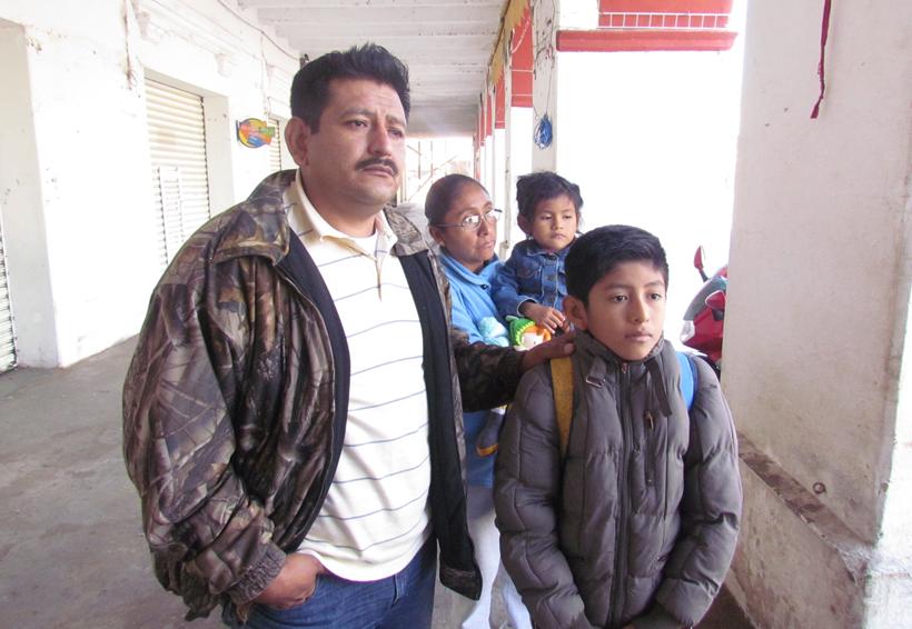 Por no firmar acta responsiva, S-22 impide ingreso a estudiante de Juchitán, Oaxaca   El Imparcial de Oaxaca