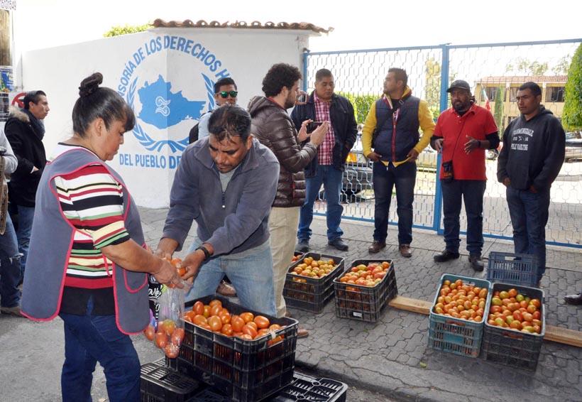 Productores de Oaxaca exigen medidas a la DDHPO | El Imparcial de Oaxaca