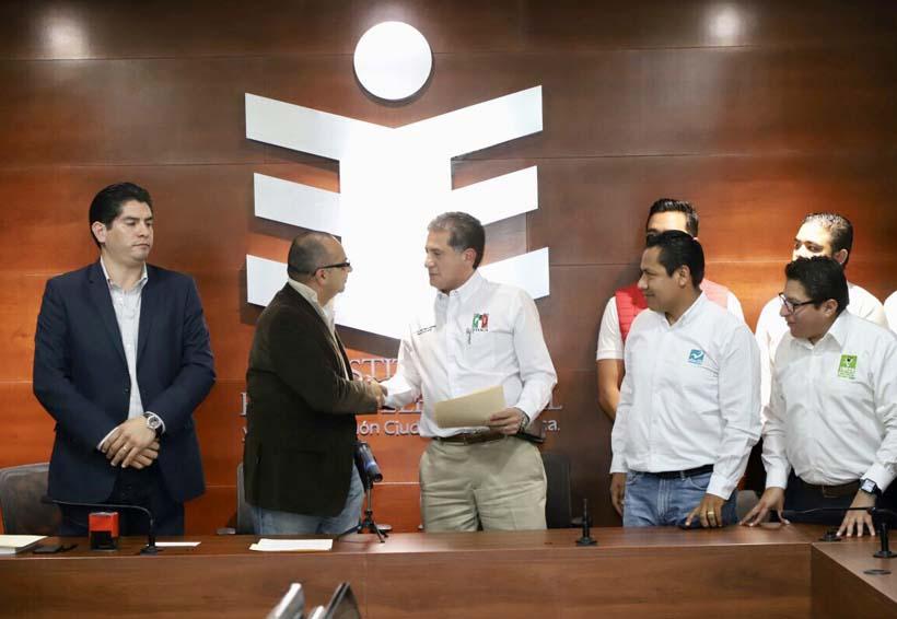 Recibe IEEPCO 3 solicitudes de registro de convenios de coalición | El Imparcial de Oaxaca