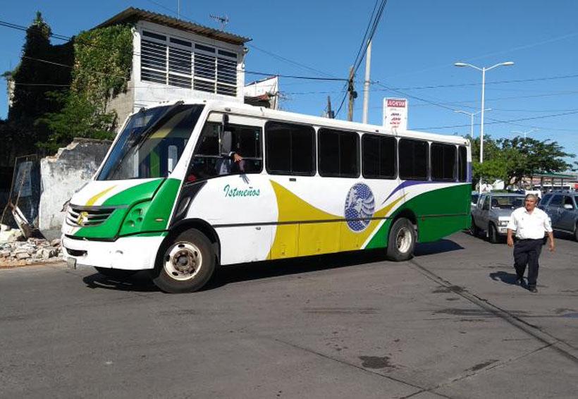 Sube pasaje en el Istmo; en  febrero aplican nuevas tarifas | El Imparcial de Oaxaca