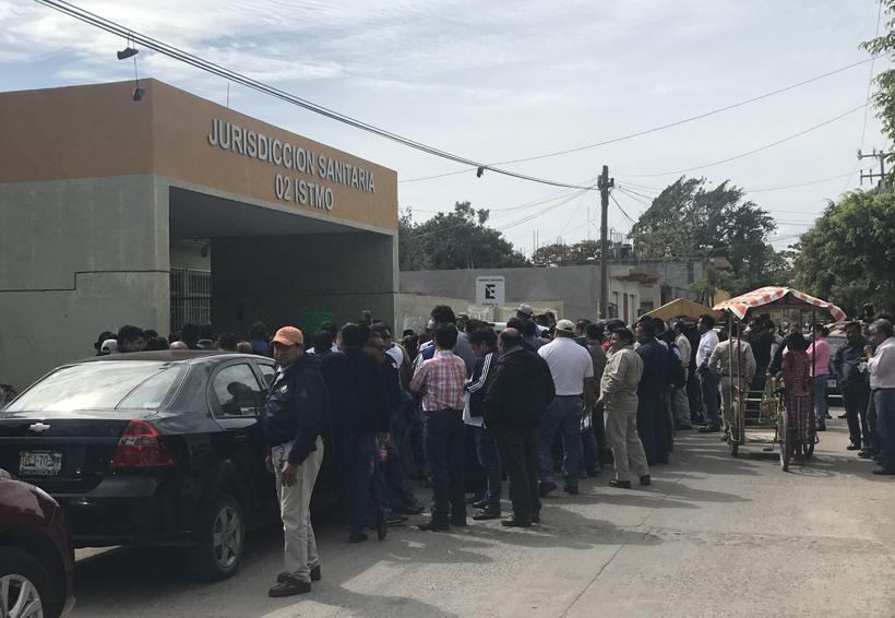 Trabajadores de salud realizarán movilizaciones en Juchitán, Oaxaca | El Imparcial de Oaxaca