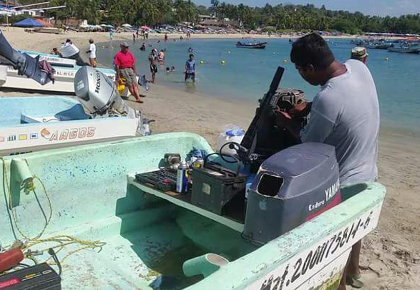 Marina encuentra a pescadores de Puerto Escondido, Oaxaca | El Imparcial de Oaxaca