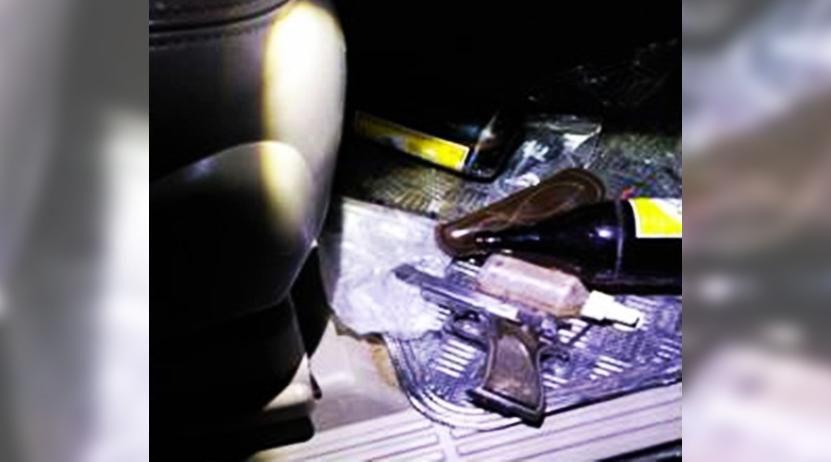 Daban de tiros en calles de Huajuapan; los apresan con el arma   El Imparcial de Oaxaca