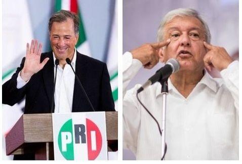 Nuño prevé la victoria de Meade sobre AMLO por 2.5 millones de votos | El Imparcial de Oaxaca