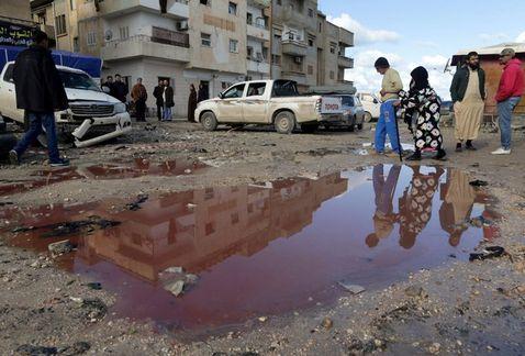 Doble atentado en Libia deja al menos 30 muertos | El Imparcial de Oaxaca
