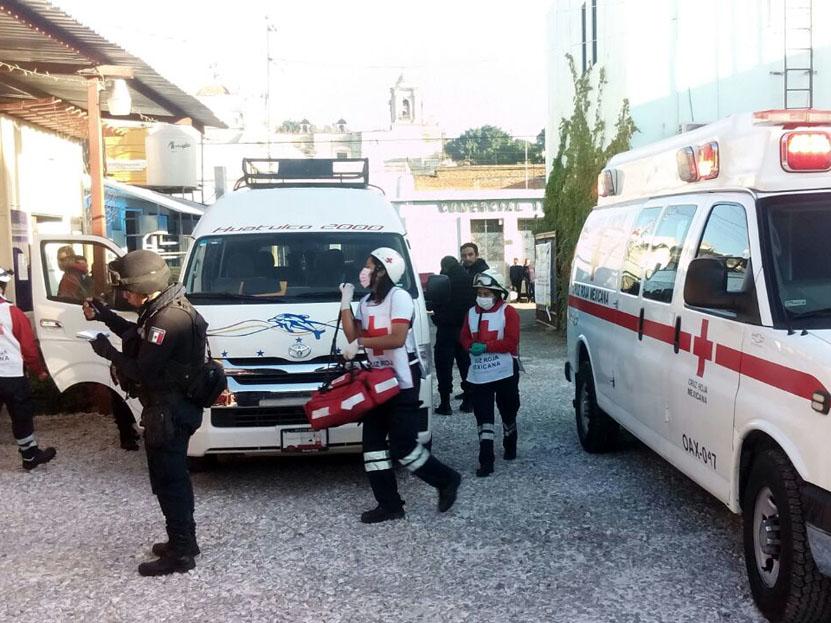 Otro asalto carretero en inmediaciones de Pluma Hidalgo, Oaxaca | El Imparcial de Oaxaca