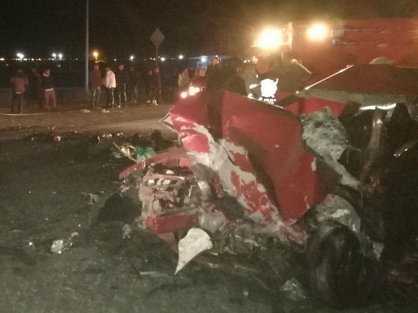 Accidente en la carretera a Tlacolula deja siete muertos | El Imparcial de Oaxaca