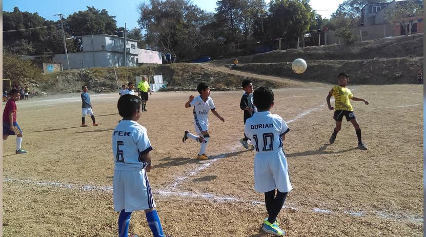 Anuncia Grupo CIELO  su Torneo de Futbol 7   El Imparcial de Oaxaca