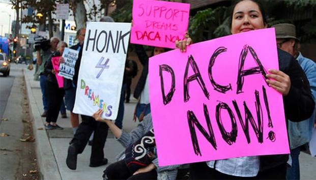 """""""Demócratas realmente no quieren el DACA"""", asegura Trump   El Imparcial de Oaxaca"""