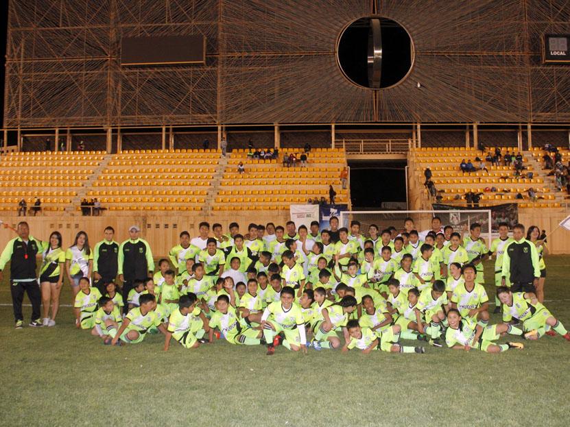 Fortalecen el deporte infantil   El Imparcial de Oaxaca