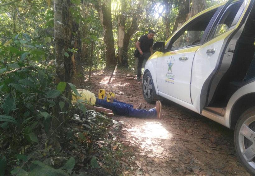 Asesinan a taxista del Codep en la Mixteca | El Imparcial de Oaxaca