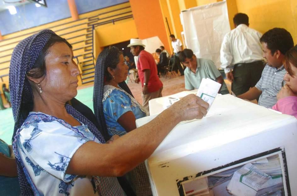 Hay desencanto con elecciones | El Imparcial de Oaxaca