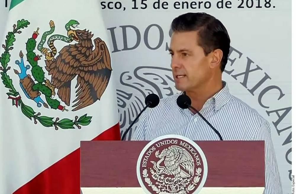 Ni perdón, ni olvido para delincuentes: Peña | El Imparcial de Oaxaca