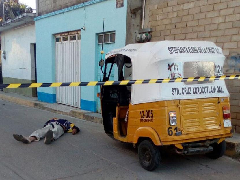 Una persona murió en la vía pública en Xoxocotlán, Oaxaca | El Imparcial de Oaxaca