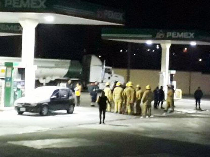 Uso de un celular provoca flamazo en una gasolinera en agencia de Huajuapan, Oaxaca | El Imparcial de Oaxaca