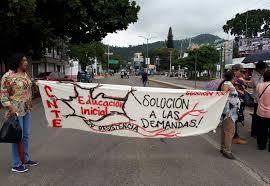 Se reunirá Sección 22 con funcionarios en el Istmo de Oaxaca | El Imparcial de Oaxaca