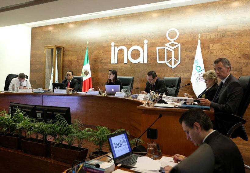 Pertinente interponer acción de inconstitucionalidad contra LSI: INAI | El Imparcial de Oaxaca