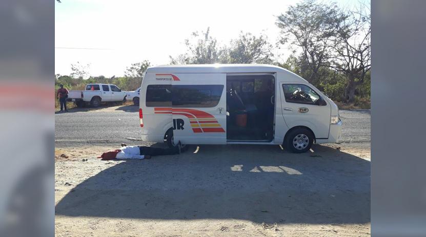 Asesinato en la carretera costera de Oaxaca | El Imparcial de Oaxaca