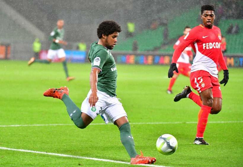 Tigres estaría interesado en delantero del Saint-Étienne | El Imparcial de Oaxaca