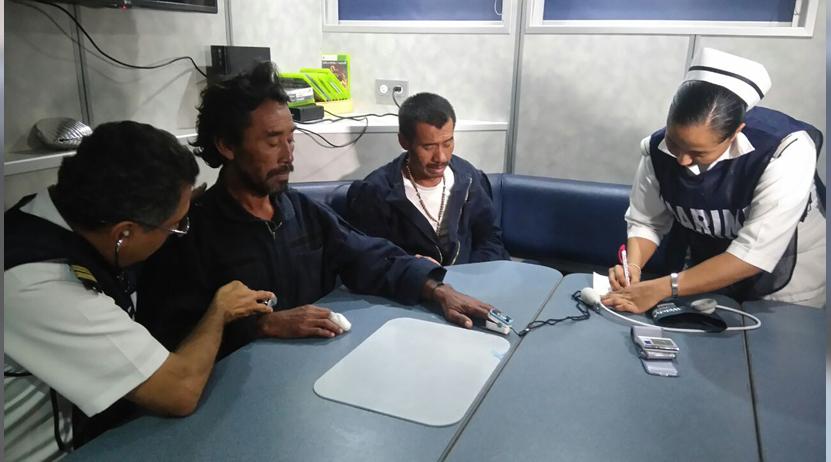 Tras 12 días a  la deriva, rescatan a los pescadores desaparecidos de Oaxaca   El Imparcial de Oaxaca