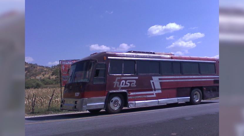 Asaltan camión de Fypsa en Jalapa del Marqués | El Imparcial de Oaxaca