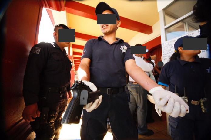 Abuso policiaco en Santa Lucía del Camino, Oaxaca | El Imparcial de Oaxaca