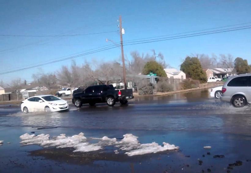 Texas es afectado por temperaturas de hasta menos 12 grados | El Imparcial de Oaxaca