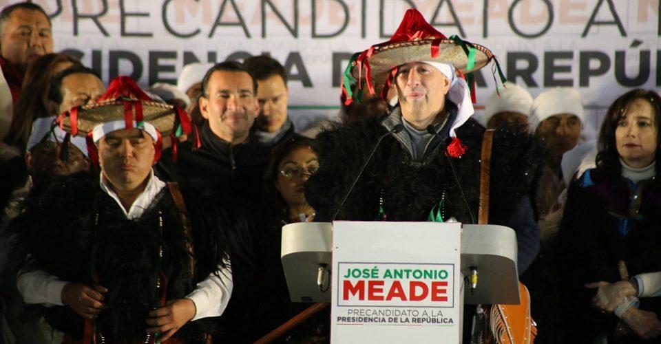 """Coalición que impulsa a Meade ahora se llama """"Todos por México""""   El Imparcial de Oaxaca"""