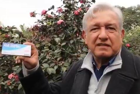 """""""Amlodipino"""" a Peña, dice AMLO   El Imparcial de Oaxaca"""