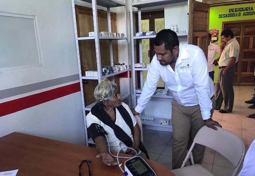 Darán atención médica gratuita en comunidades de Nopala, Oaxaca | El Imparcial de Oaxaca