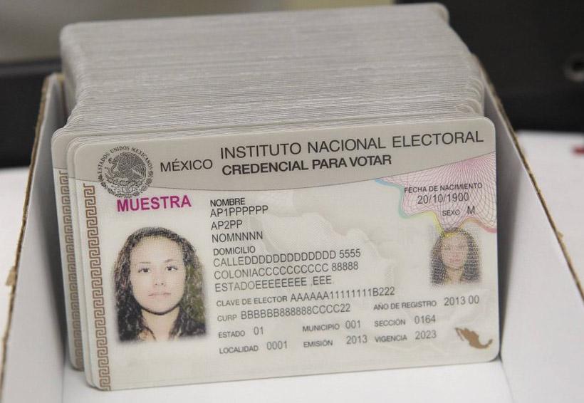 INE investigará si se filtró información del padrón para firmas de independientes | El Imparcial de Oaxaca
